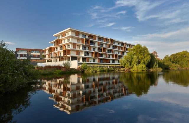 Residential Boutique Complex  Parc du LAC - Baneasa - Gradina Zoologica - La GLOIRE